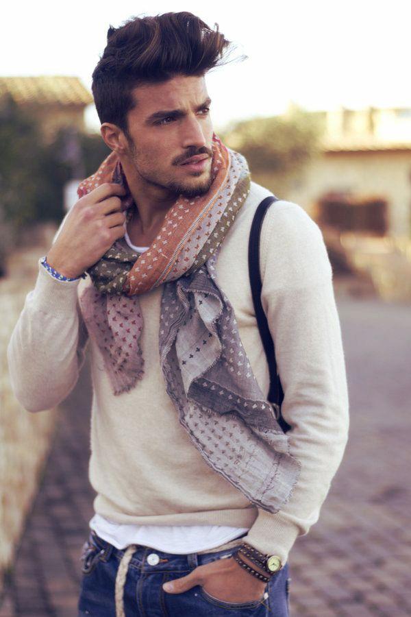 foulard-tendance-mode-homme